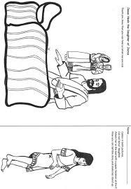 jairus daughter coloring page www allegiancewars com www