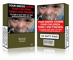 What Is The Ugliest Color Cigarette Packets Are Changing Drastically From Today Metro News
