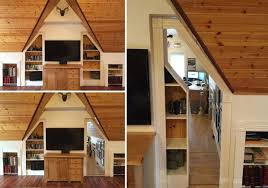 Diy Hidden Bookcase Door 20 Secret Doors And Clever Hiding Places Make