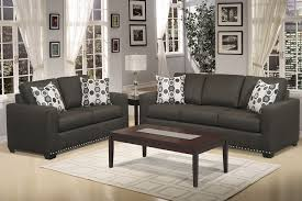 Grey Sofa And Loveseat Sets Living Room Awesome Gabrielle Sofa Loveseat Cream 334603 Sofas And