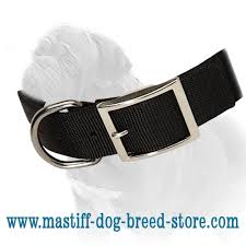 Comfortable Dog Collars Everyday Comfortable Nylon Collar For Your Beloved Mastiff C40