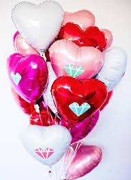 valentines balloons best 25 valentines balloons ideas on valentines day