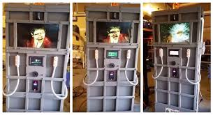 this zombie containment unit is the scariest halloween prop ever