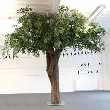 what makes artificial trees the most intelligent landscaping