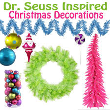 Christmas Open House Ideas by Excellent Ideas Dr Seuss Christmas Decorations Inspired