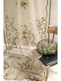 Sheer Gold Curtains Ivory And Gold Curtains Collection Interior Design Sheer