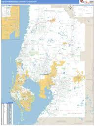 msa map ta st petersburg clearwater fl metro msa map maps