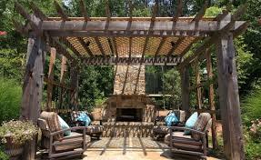 Garden Roof Ideas Wooden Pergola Design Ideas Garden S Roof