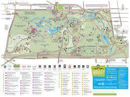 map st louis park navigation forest park forever