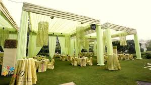 outdoor decorators in delhi by 10on10decorations
