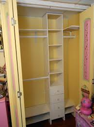 Shelf With Clothes Rod Decorating Simply Home Depot Closet Organizer With Hanging