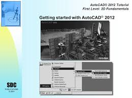 autocad tutorial getting started sdc publications 2011 introduction getting started learning
