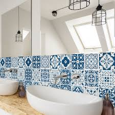 moroccan tiles wall stairs tile stickers