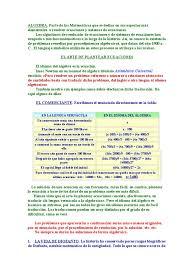 problemas razonados para cuarto grado problemas razonados de algebra