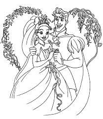 100 ideas disney princess wedding coloring pages