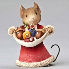 mice figurines mouse collectibles by hahn