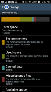 storage android keep your android phone running at peak performance