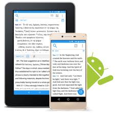 esword for android accordance mobile bible app goes android