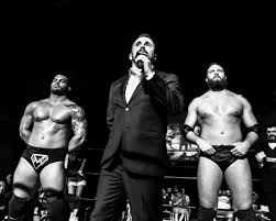 Blind Rage Wrestler Electric Haze Ehaze Worcester Twitter