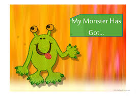 Halloween Mad Libs Esl by 16 Free Esl Monster Powerpoint Presentations Exercises