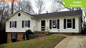 split level ranch split level ranch home for sale in nc on 0 37 acres lot