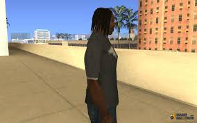 long dark hair for gta san andreas