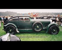 bentley blue blue train 1929