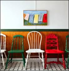 painted chairs images 10 best colourful wooden chairs images on pinterest wooden
