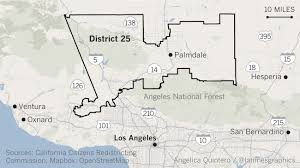 Los Angeles City Council District Map democrat who lost in the primary says he will vote for republican