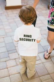 ring security wedding wedding ring bearer my wedding bag