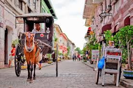 philippine kalesa picturesque philippines beauty of vigan laoag pagudpud and more