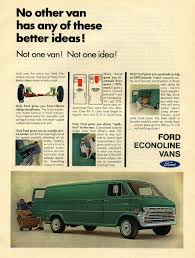 Vintage Ford Econoline Truck For Sale - curbside classic 1969 ford econoline u2013 ford builds a better box