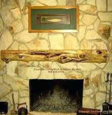 beautiful rustic wood fireplace mantels suzannawinter com