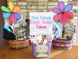 baby easter basket non candy easter basket ideas aileen cooks