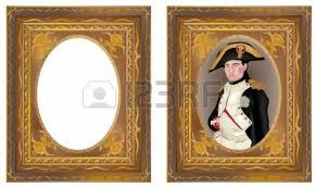 napoleon bonaparte vector sketch portrait royalty free cliparts
