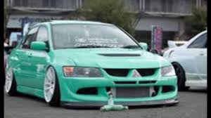 subaru evo modified lancer evo 8 modification youtube