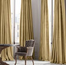 Long Drapery Panels How To Choose The Right Curtains For Your Home Gold Curtains