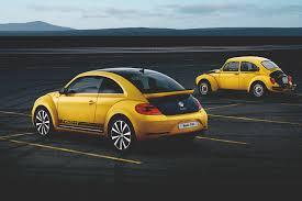 the original volkswagen beetle gsr just 100 vw beetle gsr models available in uk autoevolution