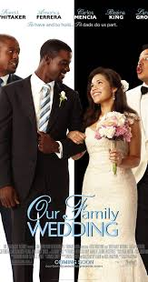 wedding dress imdb our family wedding 2010 imdb