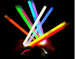 light sticks fluorescence led light sticks 1 5 35cm big size concert cing