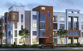Modern Apartment Building Design Plush Design Ideas Modern - Apartment building designs