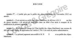 carte de sejour mariage l étranger conjoint d un ressortissant français et l article 8 de