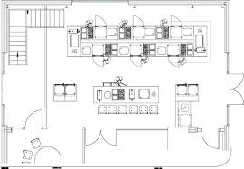 Small Kitchen Floor Plans Restaurant Kitchen Floor Plan Stunning Kitchen Small Restaurant