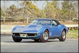 69 l88 corvette chevys dominate the top ten sales at mecum auction