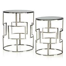 End Tables Stylish Contemporary Side Tables Z Gallerie