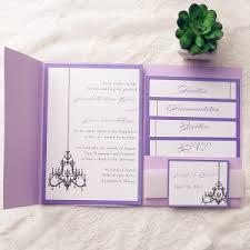 pocket wedding invitations pocket wedding invitations kits cloveranddot