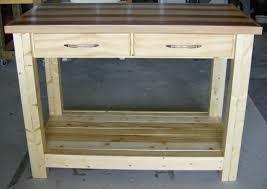 Make A Kitchen Island Diy Kitchen Island Ideas Kitchen Island Kitchen Island Countertop