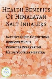 himalayan salt l recall neti inhaler sinus lung relief himalayan salt air essential