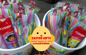 kids easter gifts easter gifts dental hygiene for kids bright smiles bright futures