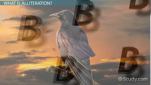 resume layouts exles of alliteration in the raven alliteration in the raven video lesson transcript study com